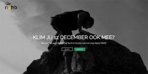 NSKB 2015 Boulderhal Sterk Utrecht