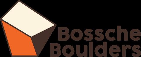Het logo van Boulderhal Bossche Boulders