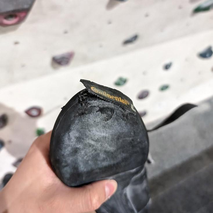 klimschoen reparatie zelf verzolen