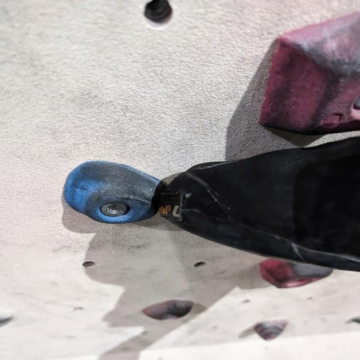 klimschoenen reparatie test