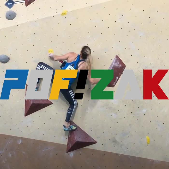 Boulderen op de Olympische spelen!
